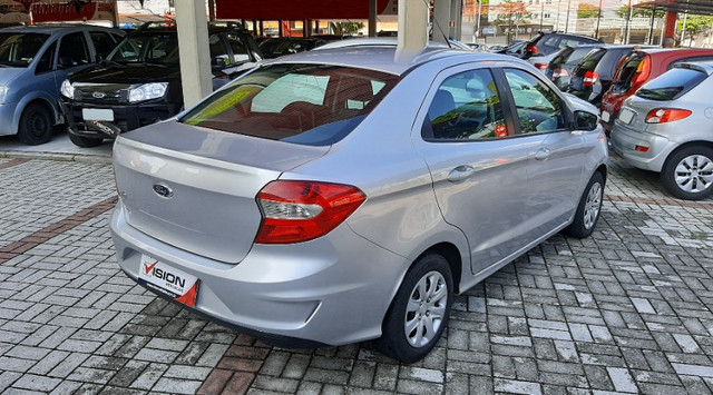 2. Ford KA + Sedan SE C 1.0 - Oportunidade - Foto 3