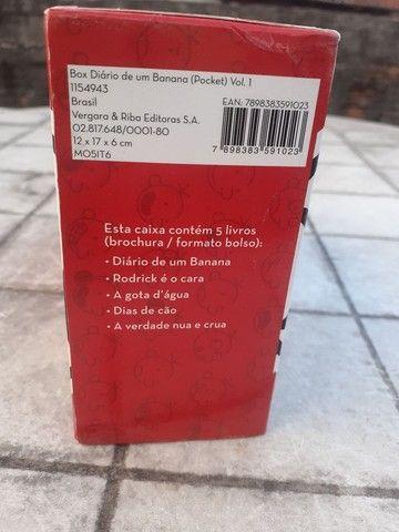 Diario De Um Banana Pocket Vol.1 Novo Na Caixa - Foto 3