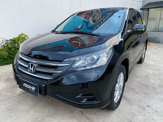Honda CRV LX 2.0 FLEX Único dono. Linda. - Foto 3
