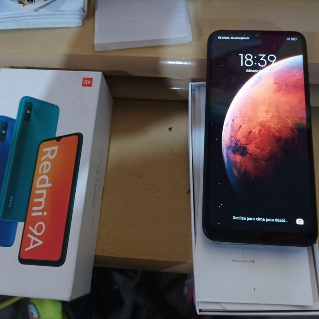 Xiaomi redmi note 9A - Foto 2