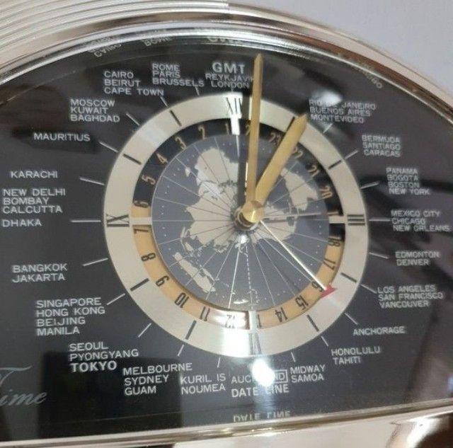 Relógio Citizen World Time Raridade Japonês - Foto 2