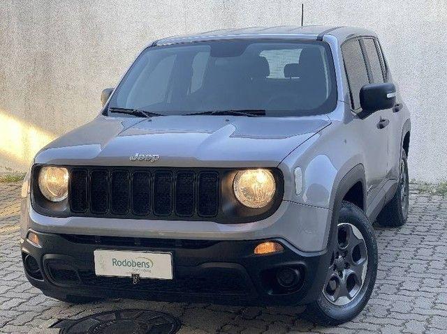 RENEGADE 2019/2019 1.8 16V FLEX SPORT 4P AUTOMATICO