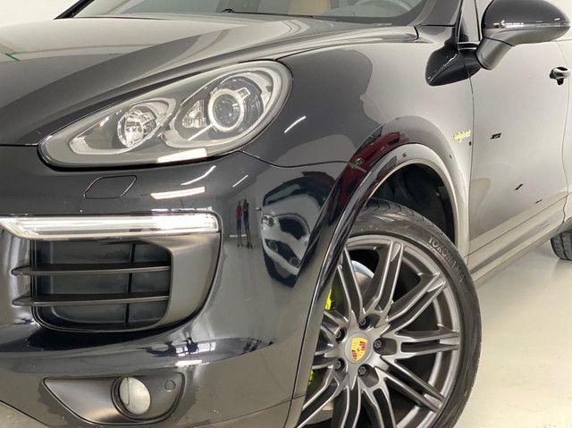Porsche Cayenne S Platinum Ed e-hybrid 2018 leia o anúncio todo - Foto 4