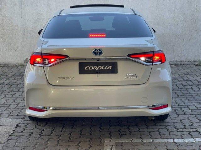 COROLLA 2019/2020 1.8 VVT-I HYBRID FLEX ALTIS CVT - Foto 5