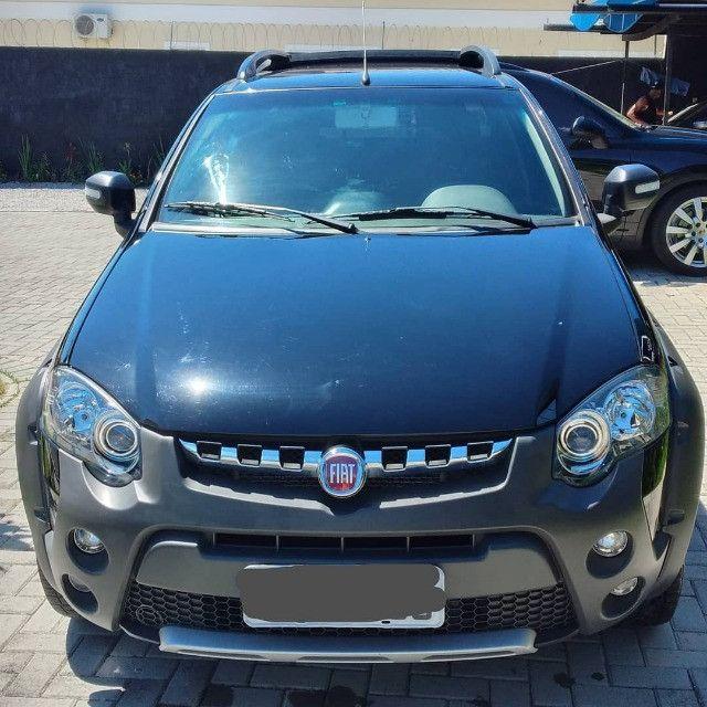 Fiat Strada Adventure CD - Foto 2