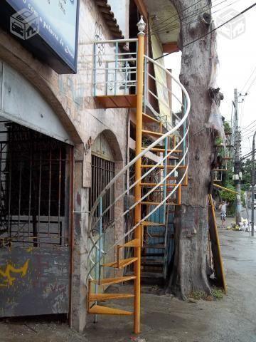 Escadas Caracol e Escadas Retas Até 12 x S/Juros - Foto 2