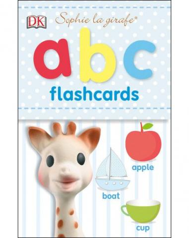 Flashcards Sophie La Girafe