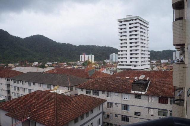 Apartamento com 2 dormitórios à venda, 70 m² por R$ 250.000,00 - Canto do Forte - Praia Gr - Foto 12
