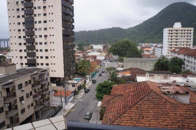 Apartamento com 2 dormitórios à venda, 70 m² por R$ 250.000,00 - Canto do Forte - Praia Gr - Foto 17