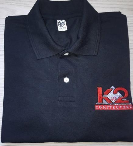 Promoção camisa pólo personalizada para sua empresa - Roupas e ... b9867d60883