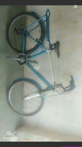 Vendo ou negócio bicicleta