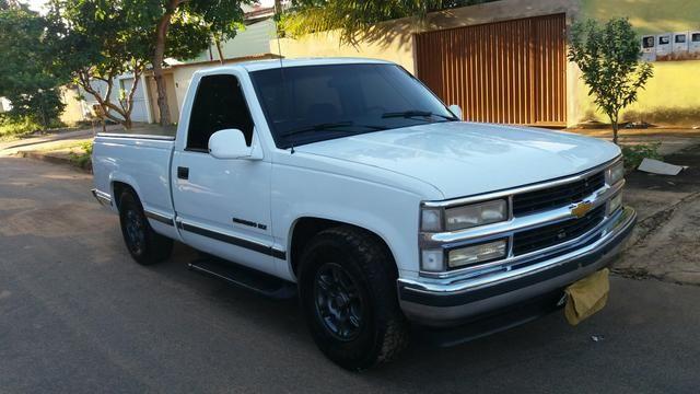 Silverado dlx 6cc 1998 mwm