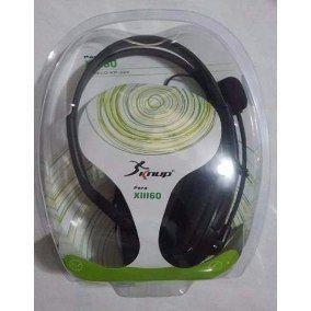 Fone de ouvido com microfone X Box 360