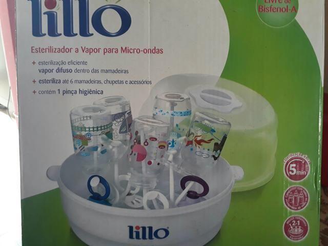 Esterilizador a vapor da lilio (Novo)