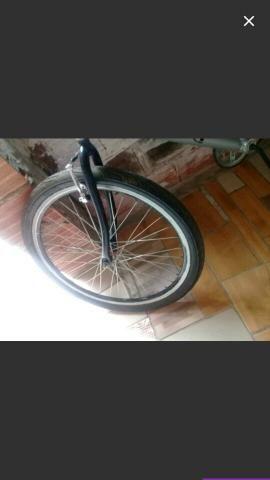 Bicicleta Leia u anuncio