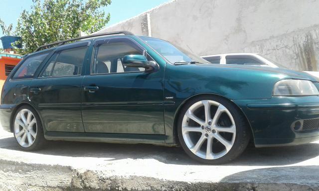 Parati Geração 3 turbo troco por kombi fusca variant TL