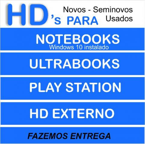 HD's para Notebooks 3 - 2,5mm