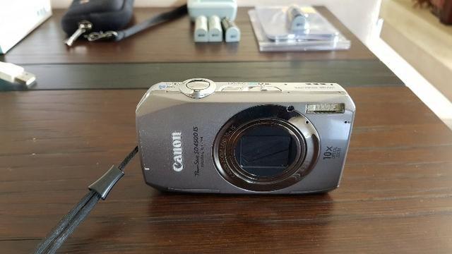 Câmera Fotográfica Canon Powershot Sd4500is