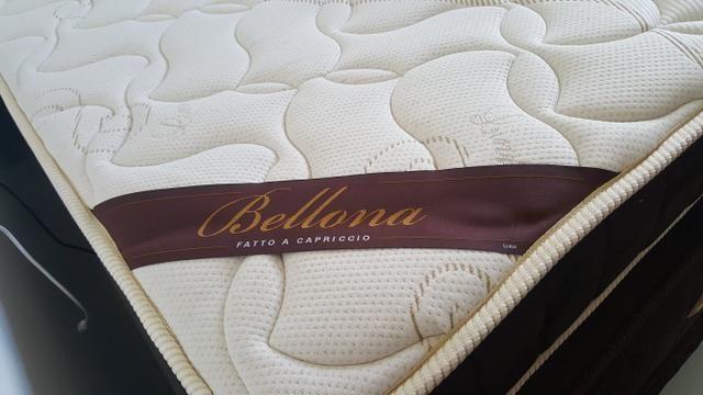 Cama Ortobom Bellona - King Size
