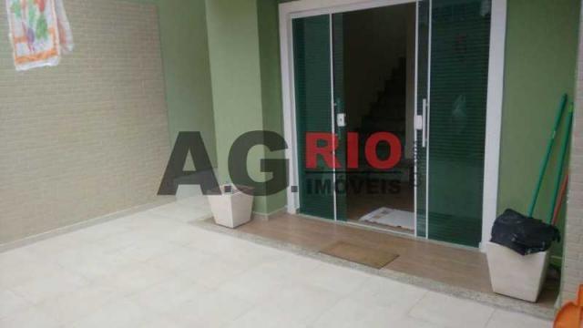 Casa de condomínio à venda com 2 dormitórios em Taquara, Rio de janeiro cod:TQCN20010 - Foto 16
