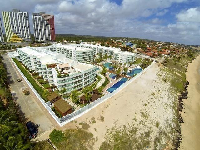 Apartamento com Área privativa , incrível condomínio na Praia de Cotovelo / Oportunidade