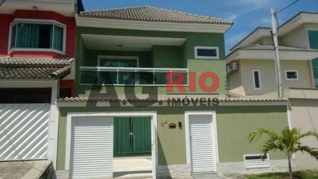Casa de condomínio à venda com 2 dormitórios em Taquara, Rio de janeiro cod:TQCN20010