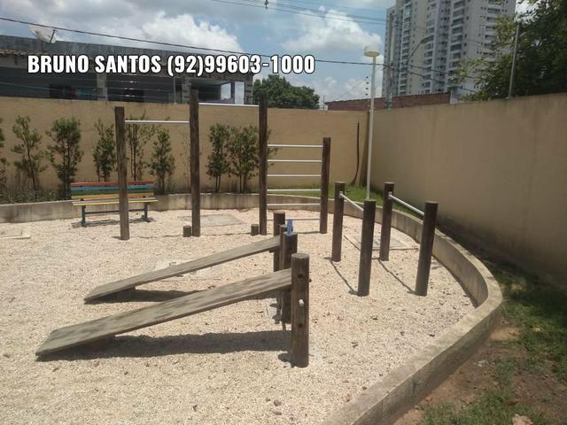 Family Morada do Sol / Aleixo. Pertinho do Adrianópolis. Apartamento com três quartos - Foto 12