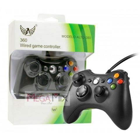Controle para Xbox 360 com fio ALTO-360 - Altomex