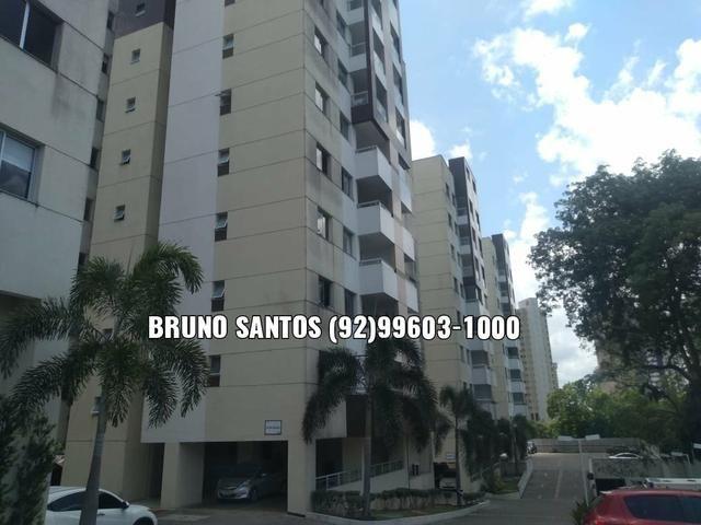 Family Morada do Sol / Aleixo. Pertinho do Adrianópolis. Apartamento com três quartos - Foto 17
