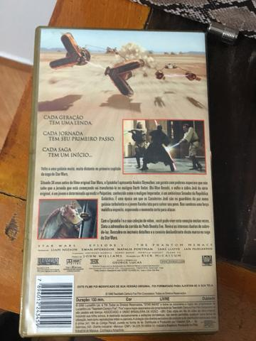VHS Star Wars - Foto 2