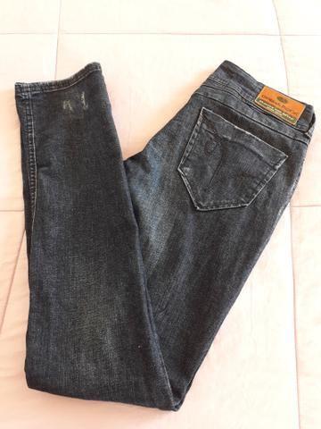 Calça jeans Ópera Rock tamanho 40 - Roupas e calçados - Santana d35b68ab085