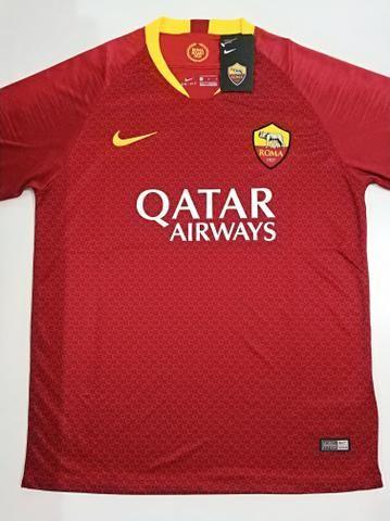 6570f0858e551 Camisa Roma Home 18 19 - Roupas e calçados - Henrique Jorge ...