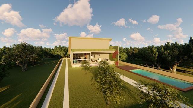 Parece irreal ! Casa nova no Mirante de Aldeia, 4 suites, 258 m2 , terr. 1.000 m2 - Foto 16