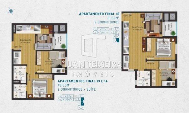 Duque 1128 - Apartamento em Lançamentos no bairro Fragata - Pelotas, RS - Foto 16