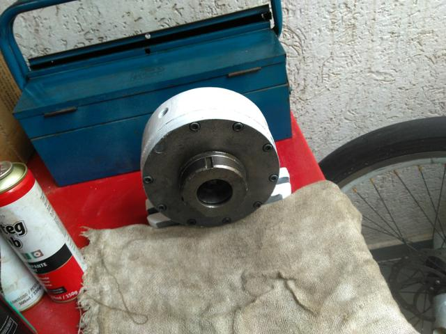 Troca rapida , fechamento pneumático A 25