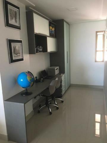Apartamento 4/4 com suítes + Dependência - Condomínio Parque Tropical Odebrecht - Foto 13
