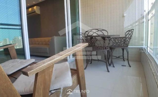 (EXR) Melhor localização do Cocó - Apartamento à venda de 120m², 3 suítes, 3 vagas, DCE - Foto 4