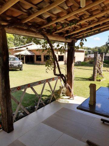 Salão de eventos rústico Beira de rio - Foto 12