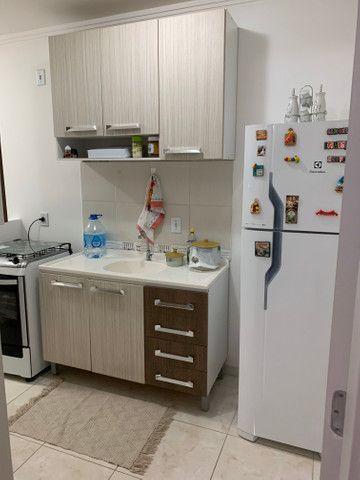 Apartamento para locação semi mobiliado no Bairro Serraria São José - Foto 6