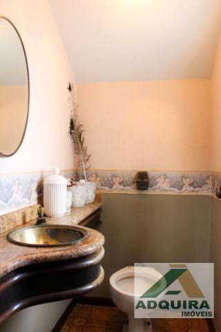 Casa sobrado com 4 quartos - Bairro Estrela em Ponta Grossa - Foto 14