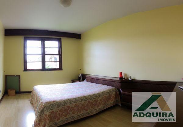 Casa sobrado com 4 quartos - Bairro Estrela em Ponta Grossa - Foto 8