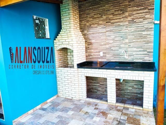 Casa de 2 quartos e piscina + área gourmet em Unamar Cabo frio - Foto 8
