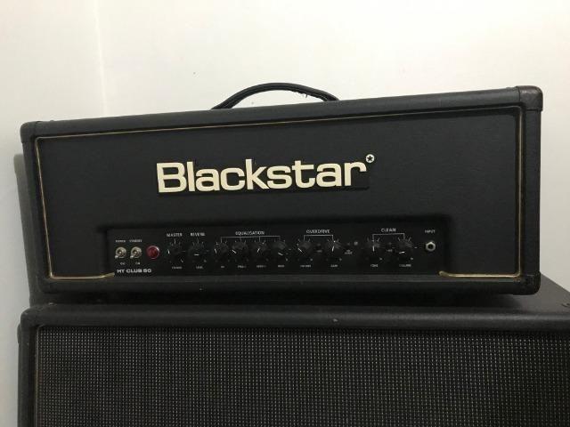 Amplificador HT 50 Club Blackstar - Foto 2