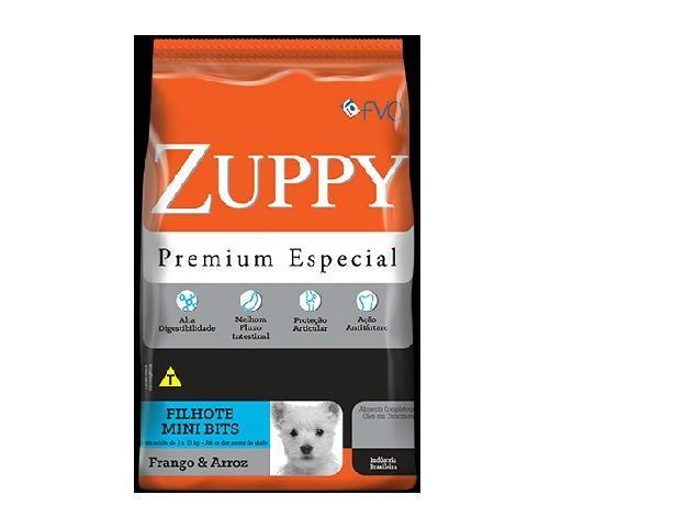Ração premium especial Zuppy 20 kg - Foto 3