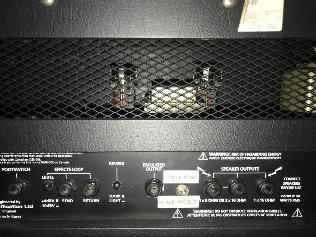 Amplificador HT 50 Club Blackstar - Foto 4