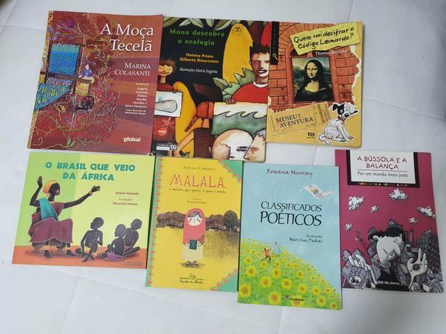 Livros 7° ano sesi novo - Foto 4