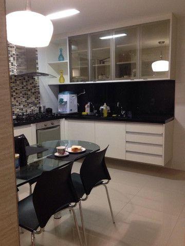 Belo apt° no Jardim Positano, 161 m², 03 suítes, aceita apt° como parte de pagamento! - Foto 2