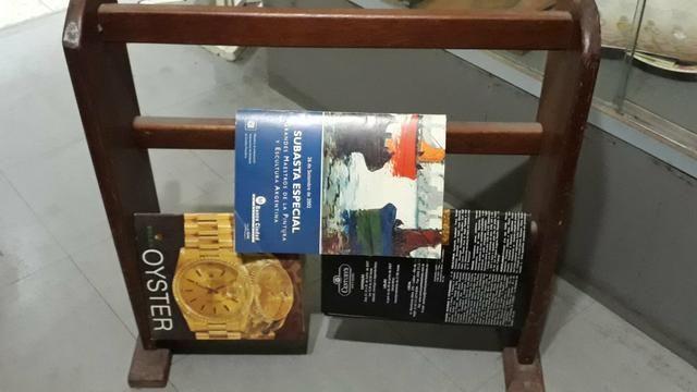 """Movel de madeira """"porta revistas """" - Foto 3"""