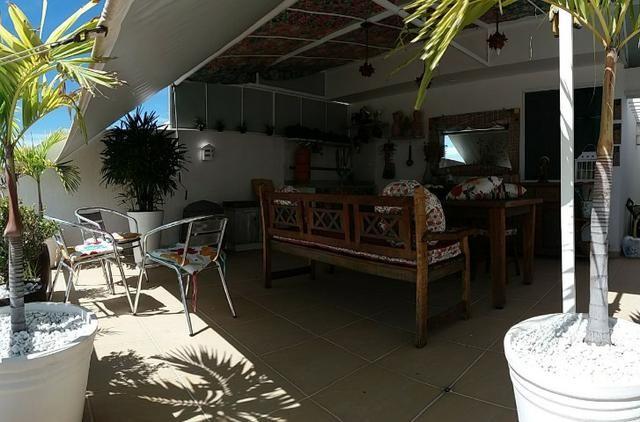 Cobertura Duplex Decorado com acesso exclusivo para o Rio em Buraquinho R$ 490.000,00 - Foto 9