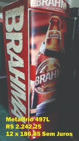 Freezer Congelador Cervejeira Expositor - Foto 5